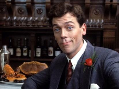 Hugh Laurie as Bertram Wooster